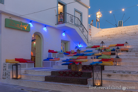 The Steps in Chora