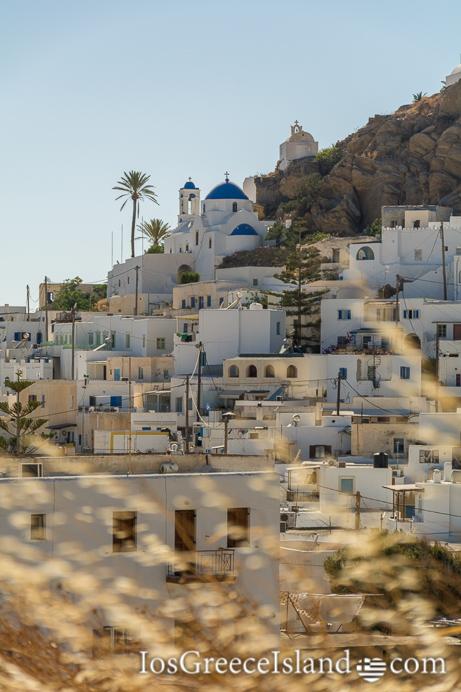 Chora Ios Greece